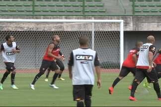 Vitória precisa marcar 30 dos 57 pontos que serão disputados no segundo turno - Confira as notícias do rubro-negro baiano.