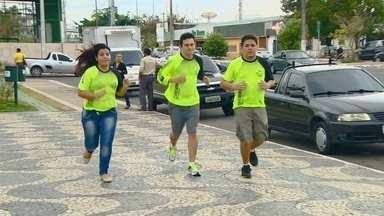 Empresário do AM se dedica à corrida de rua após cirurgia - Arlesson Henrique é um corredor amador e participará da Corrida Henrique Archer Pinto, que ocorre no dia 21 de setembro, em Manaus.