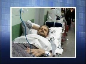 Idoso espera seis dias por leito hospitalar - Muitos pacientes que estão no PS são de outras cidades