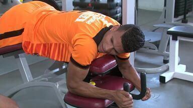 Recuperados de lesão,Thallyson e Jorginho estão de volta ao ASA - Vica vai poder contar com os jogadores para o jogo com o Salgueiro.
