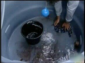 Saiba como lavar a caixa d'água no quadro 'Dicas de casa' - Saiba como lavar a caixa d'água no quadro 'Dicas de casa'.