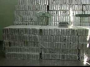 Em 2014, polícia apreendeu mais de uma tonelada de drogas em Ituiutaba - Balanço apontou 300 presos na cidade somente este ano. Resultados fazem parte de trabalho de combate ao tráfico de drogas.