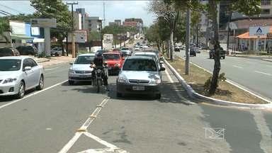 Infrações de trânsito motivadas por pressa de motoristas são flagradas em São Luís - Veja na reportagem de Jéssica Melo