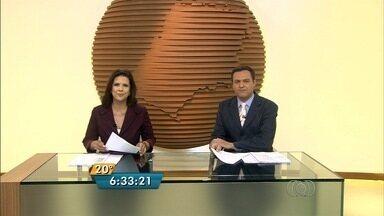 Confira os destaques do Bom Dia Goiás - Polícia Civil começa a apurar casos de mortes na rede pública de saúde. As famílias alegam que houve negligência médica e omissão de socorro.