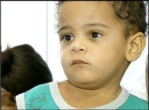 Aumenta número de casos de crianças com vômito e diarréia no Tocantins - Aumenta número de casos de crianças com vômito e diarréia no Tocantins