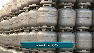 Variação encontrada no preço do gás em Campina Grande é superior a 12% - Pesquisa do Procon-CG aponta variação no botijão de cozinha.