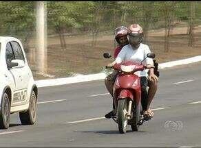 Cresce vendas de motos e de acidentes com motociclistas em Palmas - Cresce vendas de motos e de acidentes com motociclistas em Palmas