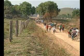 Conflito entre sem terras e funcionários de fazenda termina em morte de trabalhador rural - A delegacia de conflitos agrários investiga o caso.