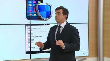 Especialista em tecnologia do ES alerta para vírus no celular - Gilberto Sudré também fala sobre um golpe a usuários do Outlook que está se tornando popular.