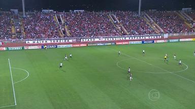 América-MG arranca um empate contra o Joinville, em Santa Catarina - A narração é de Odinei Ribeiro.