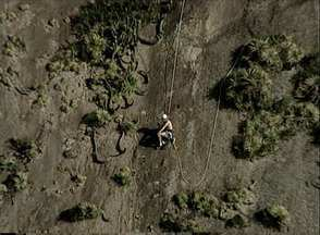 Baú EMME: escalada no Penedo - A matéria sobre a escalada no Penedo foi ao ar no programa do dia 02 de julho de 2005.