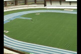 Novo gramado do Mangueirão é impecável - Estádio volta a ter um dos melhores gramados do Brasil.