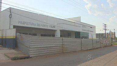 Rondônia TV fala sobre obra de construção do CAPS, em Porto Velho - De acordo com a Secretaria Municipal de Saúde, o novo CAPS será inaugurado ainda este ano.