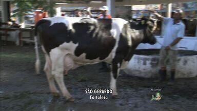 Fortaleza recebe a Exposição Agropecuária e Industrial do Ceará - Feira é realizada no Parque de Exposições Governador César Cals, no Bairro São Gerardo