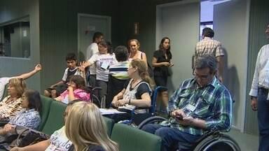 2ª conferência estadual dos direitos da pessoa com deficiência inicia em Manaus - A meta é definir uma política estadual para os deficientes e propostas que serão encaminhadas para conferência nacional.