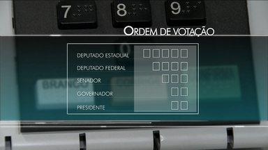 Manual do Bom Dia São Paulo esclarece dúvidas sobre as eleições - Saiba os horários de abertura e fechamento dos locais de votação e a ordem de votação. Segundo o Tribunal Regional Eleitoral (TRE), não há diferença entre votar nulo ou votar em branco.