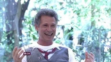 Nelson Freitas desvenda mistérios por trás das canções infantis! - Ana Maria e Louro José se divertem com as explicações