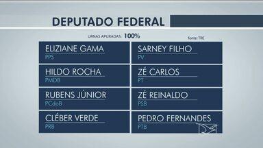 Bancada do Maranhão na Câmara Federal vai ter renovação de 79% a partir de 2015 - Veja quem são os dezoito deputados federais eleitos.