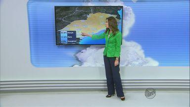 Confira a previsão do tempo para a região de São Carlos nesta segunda-feira (6) - Confira a previsão do tempo para a região de São Carlos nesta segunda-feira (6)
