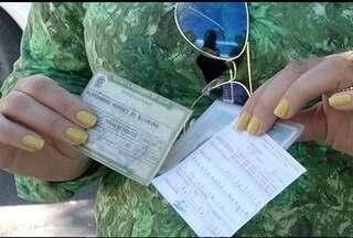 Eleitora descobre que pedido de Voto em Trânsito foi feito em seu nome - Em outra ocorrência, homem é detido por suspeita de boca de urna em Montes Claros.