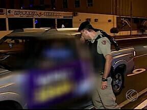 Operação de combate a crimes eleitorais é realizada em Uberlândia - Ação foi realizada pelo Ministério Público e Polícias Militar e Federal.