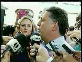 Garotinho é derrotado nas urnas e não dá entrevista após o resultado no Norte Fluminense - Garotinho é derrotado nas urnas e não dá entrevista após o resultado no Norte Fluminense.
