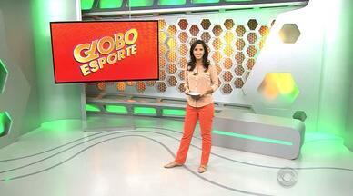 Confira a íntegra do Globo Esporte RS desta segunda (6) - Programa destaca as derrotas da dupla Gre-Nal no Campeonato Brasileiro.