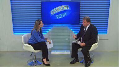 Corregedor do TRE faz balanço das eleições em MS - João Maria Lós fala sobre o número de número de abstenção e votos em branco e nulos que somaram quase 500 mil pessoas