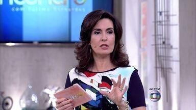 Fátima relembra assalto em casa e diz que filhos não presenciaram - Edson Cardoso, o Jacaré, e a atriz Débora Lamm nunca sofreram furtos