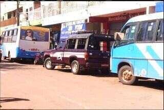 CETV mostra a sequência de furtos de veículos usado no transporte público do Crato - Polícia do Crato realiza investigação com delegacias de outros estados.