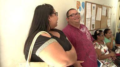 Hospital das Clínicas, em Vitória, recebe mutirão para atender cerca de 100 obesos - Ação tem como objetivo permitir a realização das cirurgias bariátricas para pacientes que passaram por outros tratamentos mas não conseguiram perder peso.