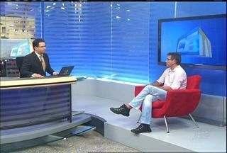 Profissionais discutem a saúde mental dos idosos - CETV conversa com o psicólogo Ronaldo Costa, especialista em saúde mental.