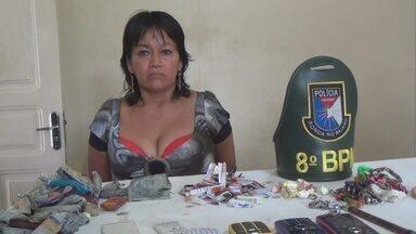 PM encontra ponto de venda de drogas em Tabatinga, no AM - Policiais investigavam furto quando chegaram ao ponto de venda.