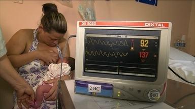 Exame para diagnosticar cardiopatia congênita pode ser feito ainda na maternidade - O ultrassom morfológico pode levantar a suspeita e a indicação para o ecocardiograma fetal. Pamela, de 20 anos, precisou passar por quatro cirurgias ao longo da vida, mas aprendeu a conviver com a cardiopatia congênita.