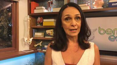 Exclusivo na web: cirurgiã cardíaca fala sobre sintomas de cardiopatia congênita - Criança pode ficar roxinha e com dificuldades na hora de mamar, explica a médica Beatriz Furlanetto.