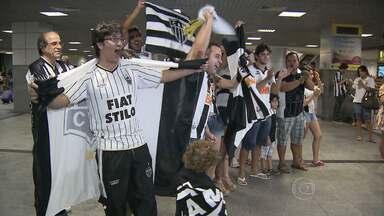 Atlético-MG enfrenta o Bahia, em Salvador - A partida vai ser longe de Belo Horizonte.