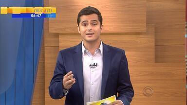 Futebol: goleiro Tiago é convocado para Seleção Brasileira Sub-21 - Além dele, também foram chamados o meio-campo Matheus Biteco do Grêmio e o Eduardo do Internacional.