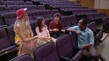 Hoje é dia de... Teatro - Alexandre Henderson conversa com atriz Luana Piovani, para desvendar os segredos do teatro