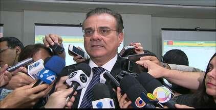Presidente do TRE faz um balanço do 2º turno da eleição - Urnas quebradas e problemas na identificação biométrica não comprometeram o pleito, segundo o presidente.