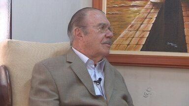 Entrevista com o Senador José Sarney - Entrevista com o Senador José Sarney