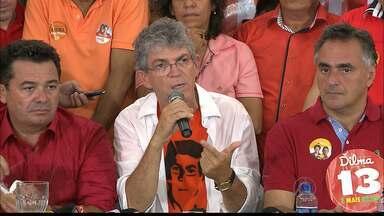 JPB2JP: Ricardo Coutinho foi reeleito governador com 52,61% dos votos válidos - 1.125.956 votos.