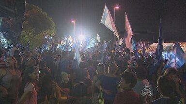 Waldez Góes ganha as eleições em 15 dos 16 municípios do Amapá - Esta semana, Waldez Góes completa 53 anos, e ganhou pela terceira vez as eleições para o governo do Amapá. Ele venceu em quinze dos dezesseis municípios do estado.