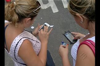 Paraense terá de adicionar 9 na frente dos números de celular - Números de telefonia móvel ganham mais um dígito no estado.