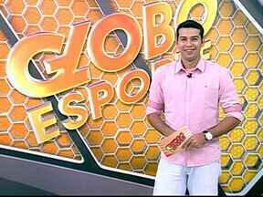 Globo Esporte - TV Integração - 31/10/2014 - Veja as notícias do esporte do programa regional da TV Integração