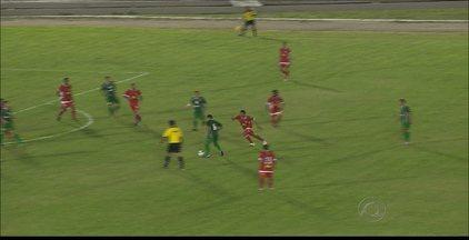 Inter-PB segura o Serrano e vai ao triangular final - Times empatam por 1 a 1 e time de Teixeira segue na briga pelo acesso na 2ª divisão do Paraibano.