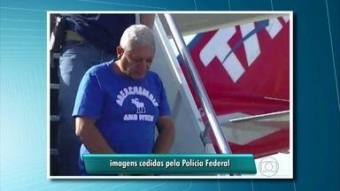 Chega a PE terceiro acusado de envolvimento no assassinato de um promotor - Tiago Faria foi assassinado em outubro do ano passado.