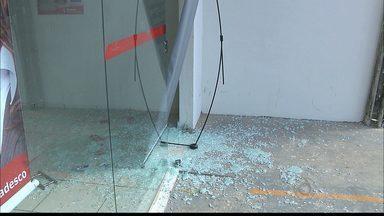 JPB2JP: Registrada mais uma explosão a caixa eletrônico na cidade de Aguiar - Bandidos ainda tentaram abrir caixa eletrônico na cidade de Lucena.