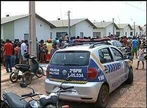 Menor suspeito de matar amigo se apresenta à polícia, em Araguaína - Menor suspeito de matar amigo se apresenta à polícia, em Araguaína