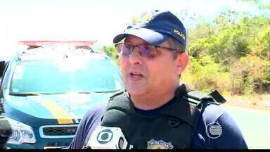 Cinco pessoas da mesma família ficaram feridas em acidente na BR-343 - Cinco pessoas da mesma família ficaram feridas em acidente na BR-343