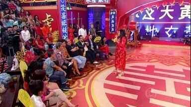 Filosofia no palco. Confúcio é discutido entre a Roda do Esquenta! - Convidados e plateia conhecem a sabedoria deste pensador